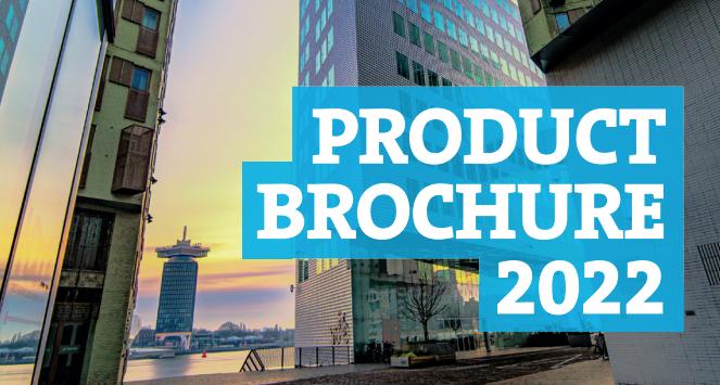 Product brochure 2022