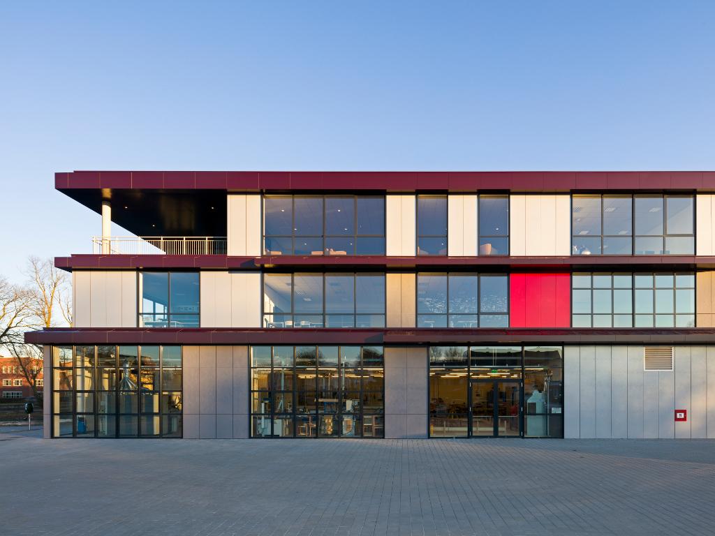 Archidat architectuur projecten ct stork college type projecten