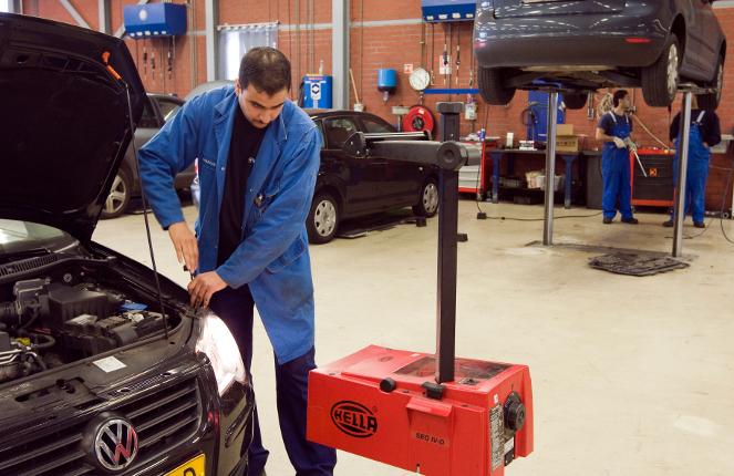 APK Keuring Volkswagen Bedrijfswagens