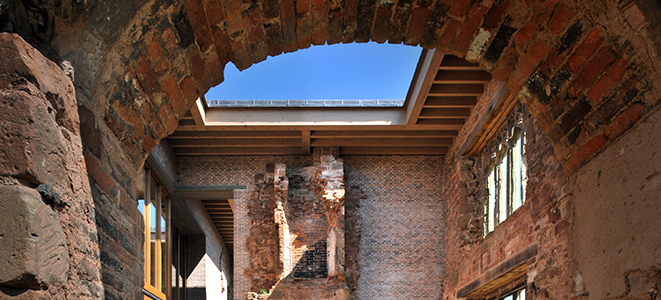 Astley Castle | Witherford Watson Mann Architects